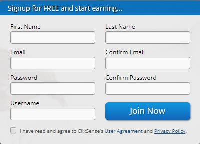 Cómo registrarse en ClixSense