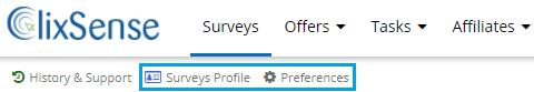Completar perfil en ClixSense