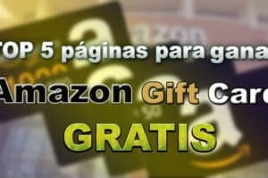 Amazon Gift Card gratis