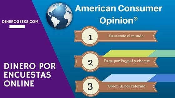 Aiuto sito american consumer opinion? | Yahoo Answers
