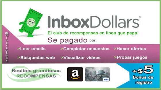 InboxDollars como funciona