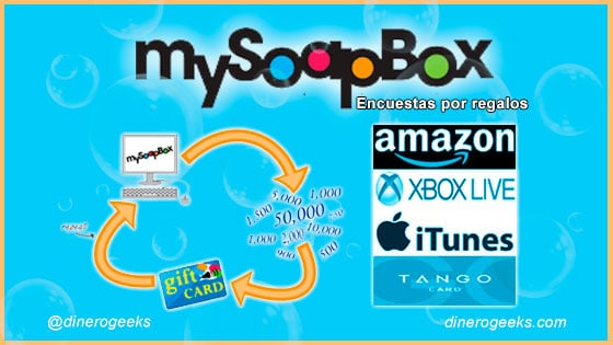 MySoapBox encuestas