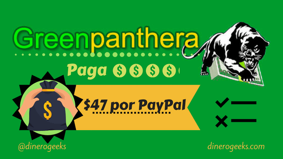 GreenPanthera paga