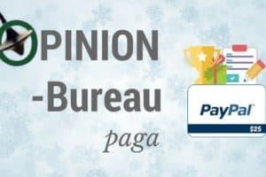 Opinion Bureau paga