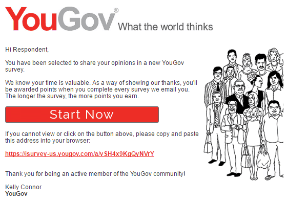 YouGov Panel encuestas