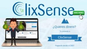 ClixSense paga por Tango Card