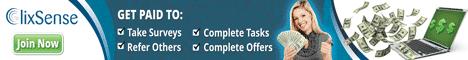 Regístrate Gratis en ClixSense