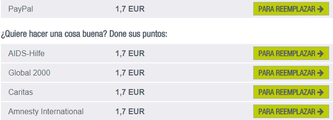 Métodos de pago MarketAgent