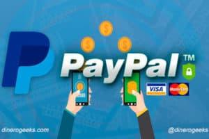 Cómo crear una cuenta PayPal