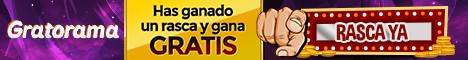 Crea tu cuenta GRATIS en Gratorama y obtén €7