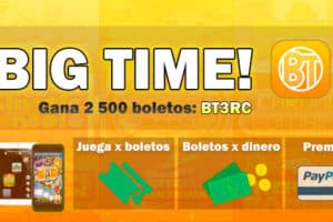 Big Time APP opiniones