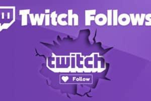 Twitch Follows