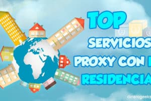 Porxy con IP residencial para encuestas