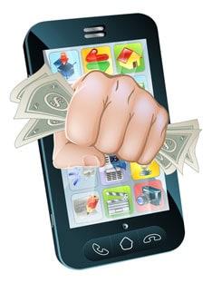 Apps para ganar dinero desde el móvil