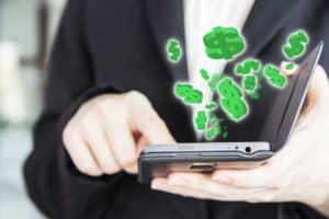 Cómo se gana dinero con el móvil