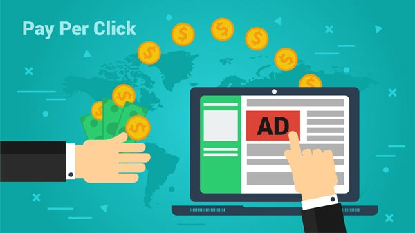 Ganar dinero haciendo click en anuncios