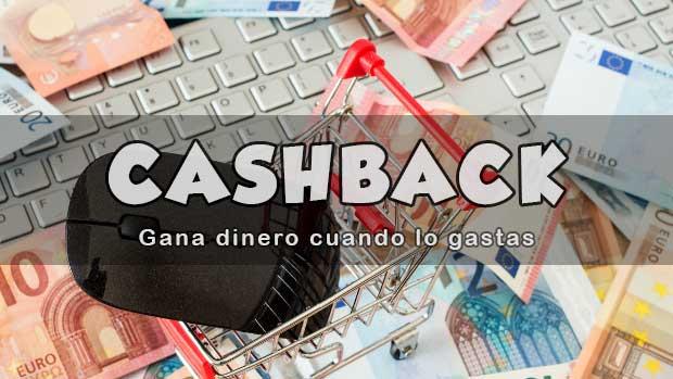 Mejores páginas cashback