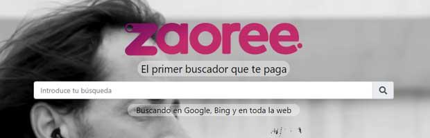 Motor de búsqueda Zaoree