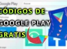 Tarjetas Y Códigos Google Play Gratis Funciona En 2021