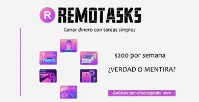 Remotasks tutorial español