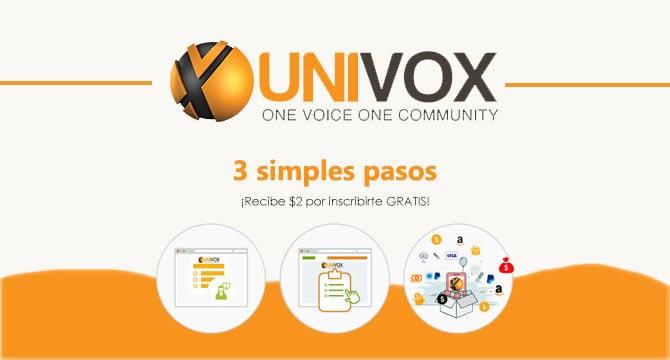 Univox Community es confiable