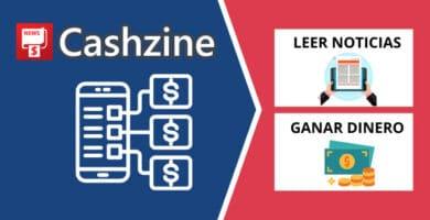 Cashzine app