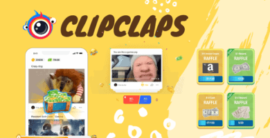 ClipClaps app logo