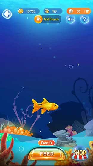 Juego Aquarium