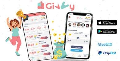 Givvy app gana dinero