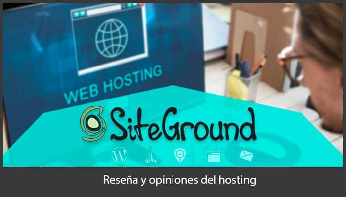 SiteGround opiniones