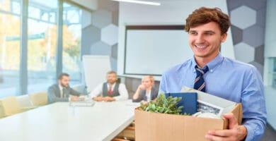 Como dejar el trabajo y quedar bien
