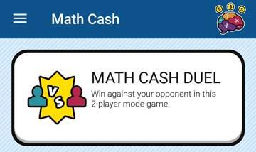 Duelos de matemáticas Math Cash