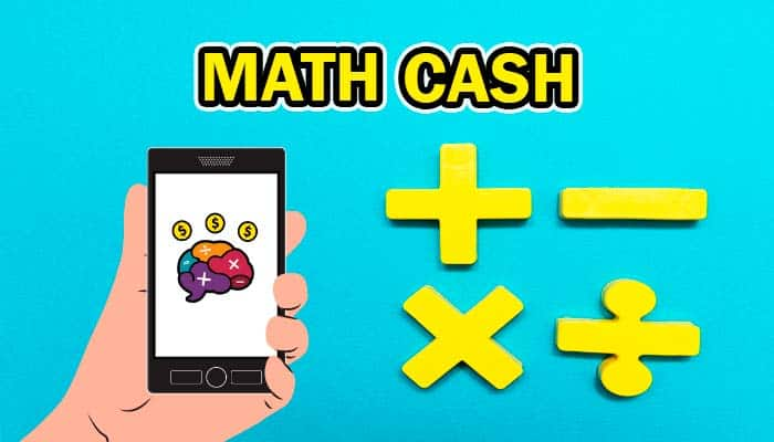 Math Cash App